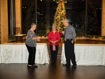2016 Christmas Party for the Tomball Promenaders - December 7th at Shirley Acres in Spring Texas