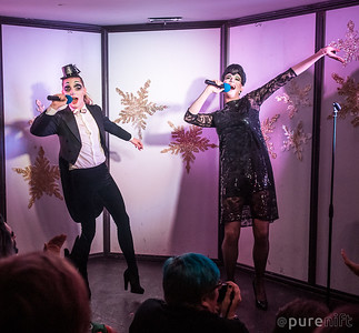 Some snaps from the Not Nother Drag Competition final at Her Upstairs