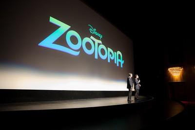 Zootopia Wrap Party