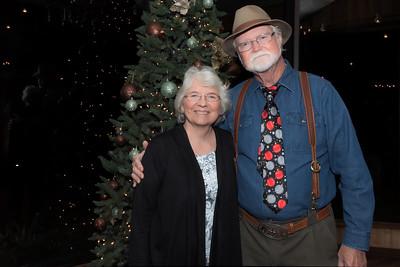 Ann & Sandy Cain