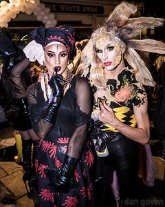 28/10/17: Halloween Cybil's House