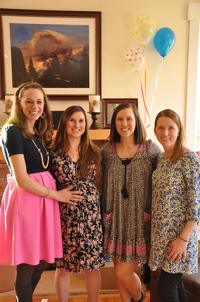 Lauretta's Baby Shower 02.12.17
