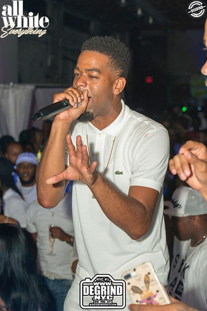 RIGGO SUAVE ANNUAL ALL WHITE EVERYTHING  BIRTHDAY EXTRAVAGANZA