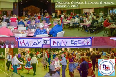 2018 September Anniversary Dance