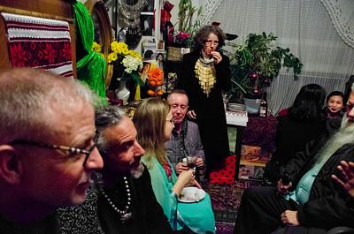 2018.01.27_Larissa Archer birthday party Eva Strauss-Rosen in cneter of