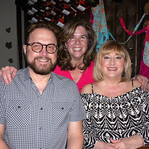 Wesley, Dorree, and Sharon