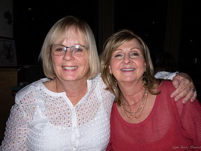 Mette and Teresa