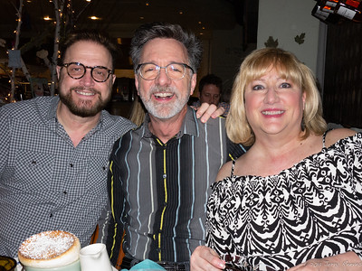 Wesley, Jerry, and Sharon
