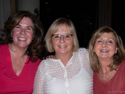 Dorree, Mette, and Teresa