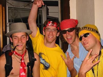 207 Erb 9-28-01 Party