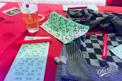 24-12-2017 - Wacko Jacko Bingo Night X-mas Edition @ Old Dutch Sportsbar Breda