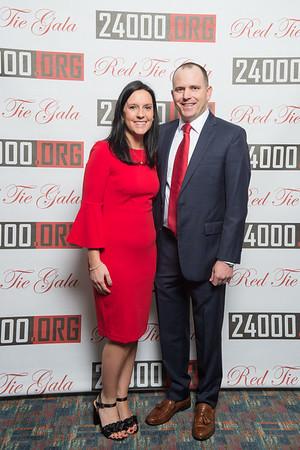 24000.ORG Red Tie Gala 2018