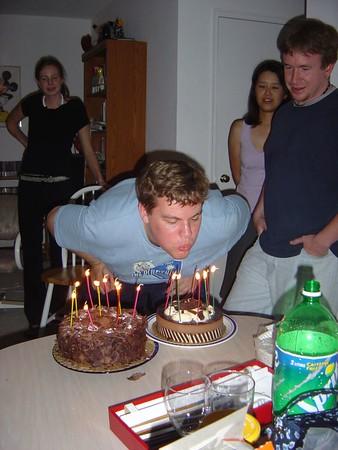 31st Birthday Party