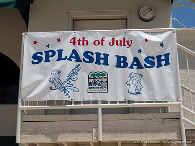 The 4th of July Splash Bash