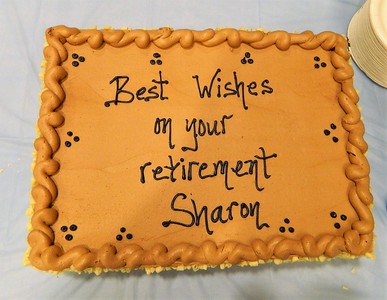 6/27/2018 Sharon's Retirement Party