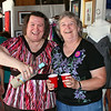 Betty Key and Deanna Chism<br /> Two Fisted Drinking