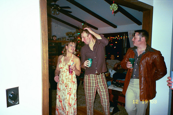 2003 70s Christmas Party