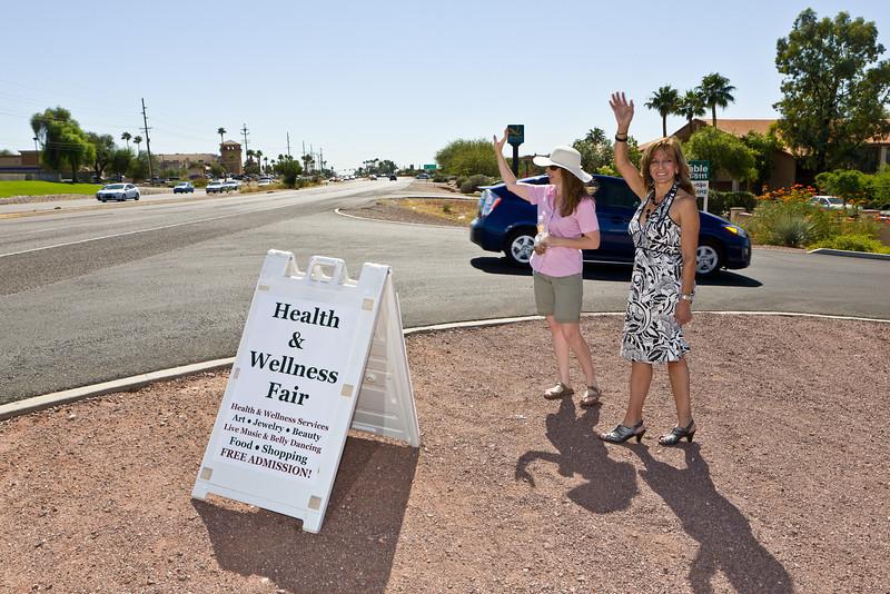 A Rich Experience - Health & Wellness Fair