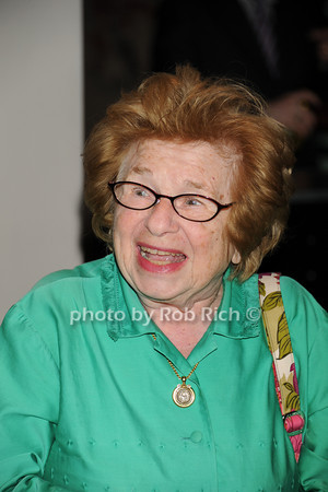 Dr. Ruth Westheimer photo by Rob Rich © 2011 robwayne1@aol.com 516-676-3939