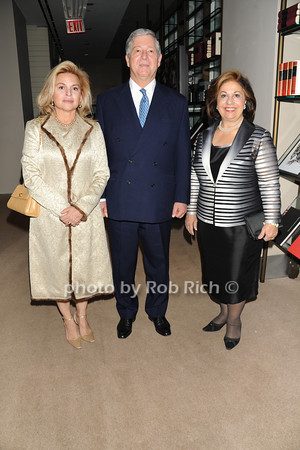 Mary Clemente, Royal Highness Crown Prince Alexander and Crown Princess Katherine of Serbia photo by Rob Rich © 2011 robwayne1@aol.com 516-676-3939