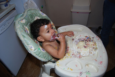 AJ's First Birthday