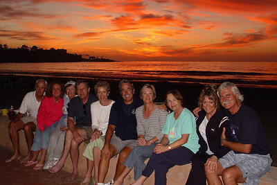 Group Sunset-p