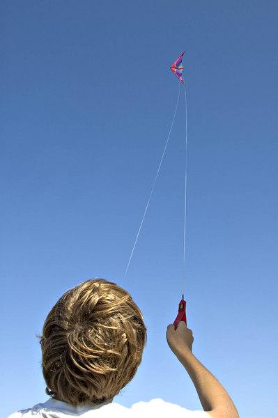 Murray Flying Kite