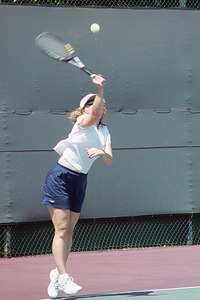 Peggy Serving 2