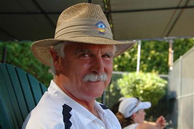 Paul in Hat