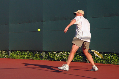 Dave-forehand backswing