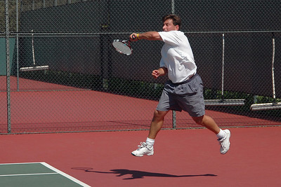 Dana Flying Forehand