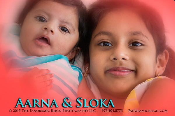Aarna & Sloka