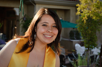 Adrianna's Graduation party