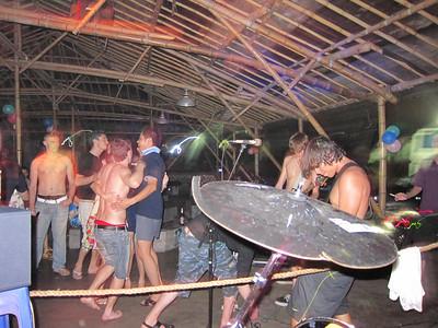 Aloha Sunrise Beach Party