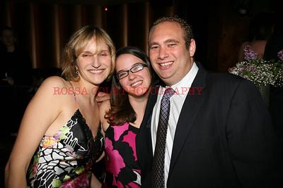 Allison Reuter, Kim Rossi, Michael Reuter