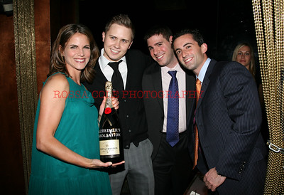 Natalie Morales with Champagne 3