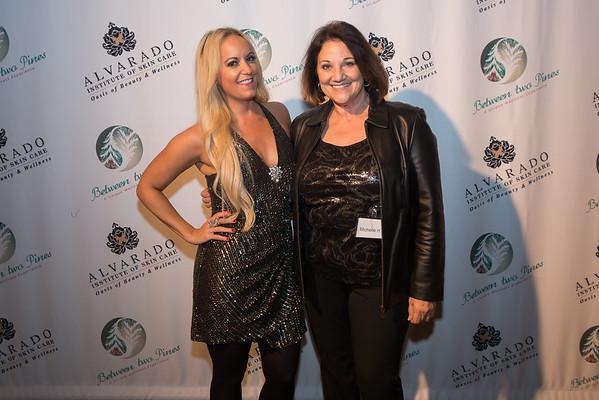 Alvarado Skin Care Holiday Party - 12.9.15