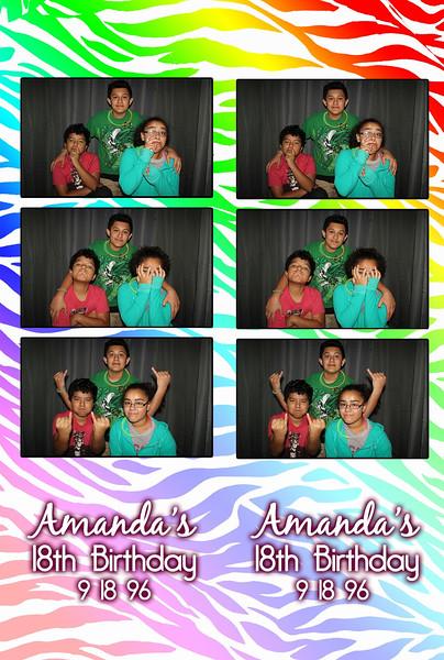 Amanda's 18th Birthday Party at The American Legion in Hammond, Indiana