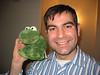 Alex, the frog (dt.: Breitmaulfrosch)