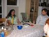 Carolyn and Alex