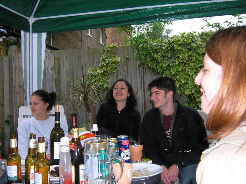 Amberley, Rachel, Aidan, Holly