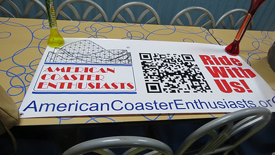 American Coaster Entusiasts So Cal- 12/15/2013