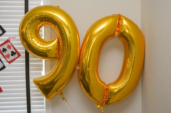 Amisha Party 90th