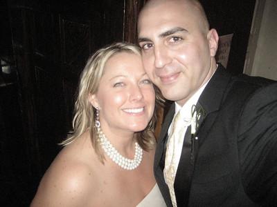 Andy and Trish Wedding, Jan 2008
