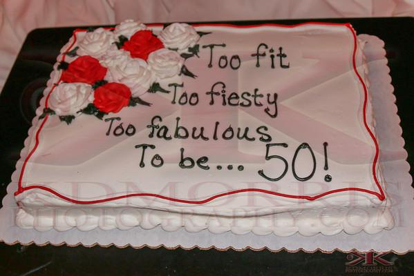 Angie Turns 50