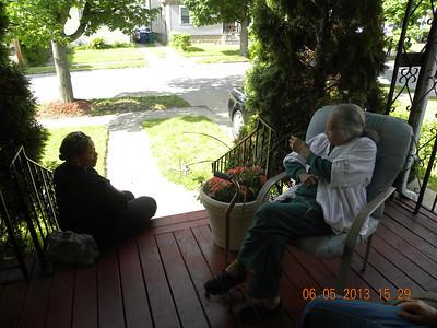 Ann McMeans' 90th Birthday