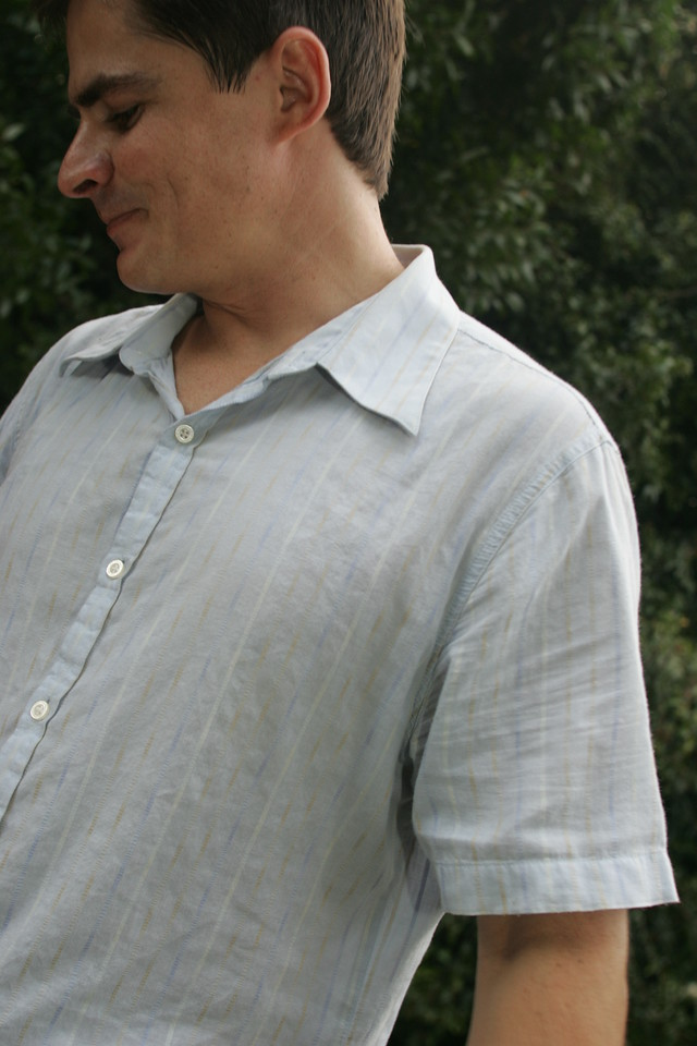 The Behl Shirt. New from Banana Republic.