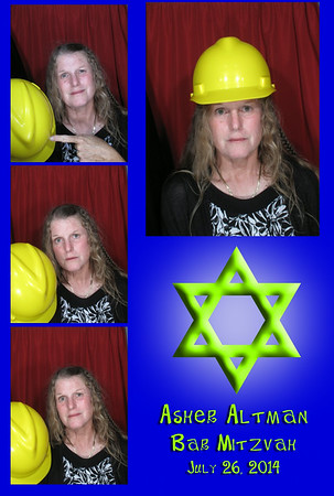 Asher's Bar Mitzvah