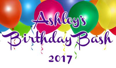 Ashley's Bash
