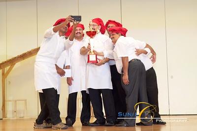 2015 Women's Forum Men's Cooking Show